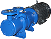 mutistage turbine pump