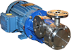 alloy turbine pump