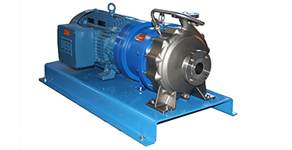 wmca iso alloy centrifugal pump